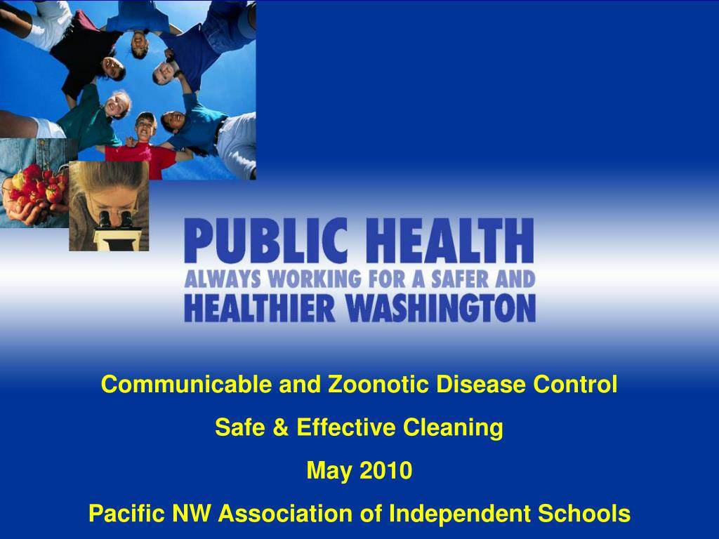 Communicable and Zoonotic Disease Control