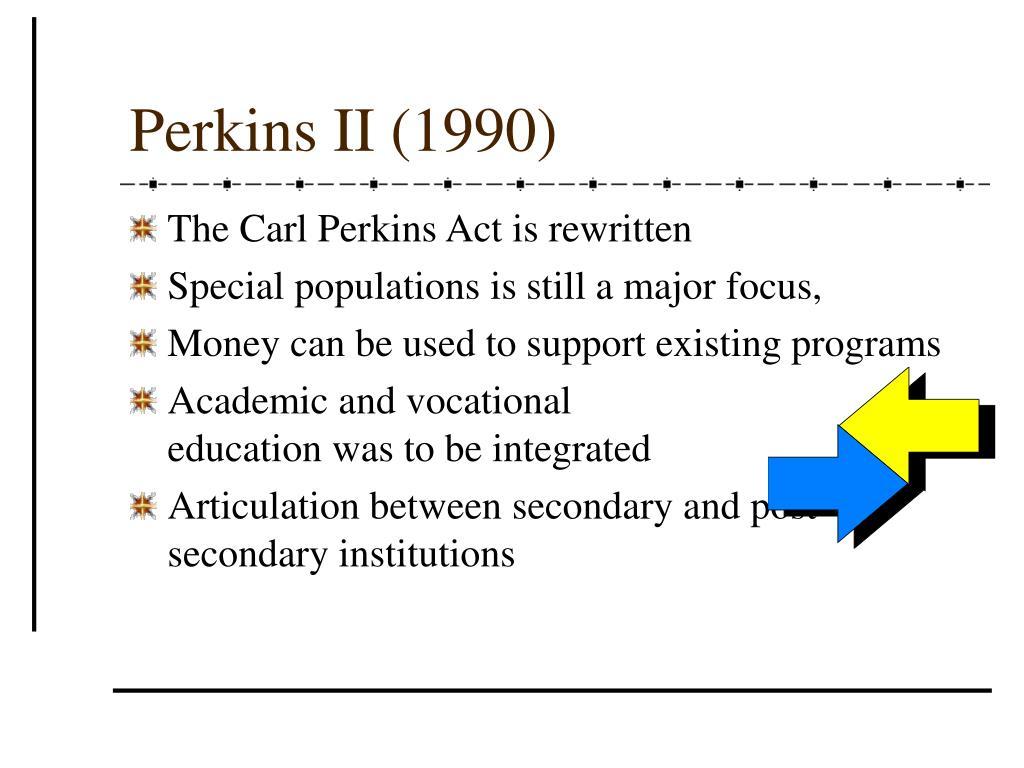 Perkins II (1990)