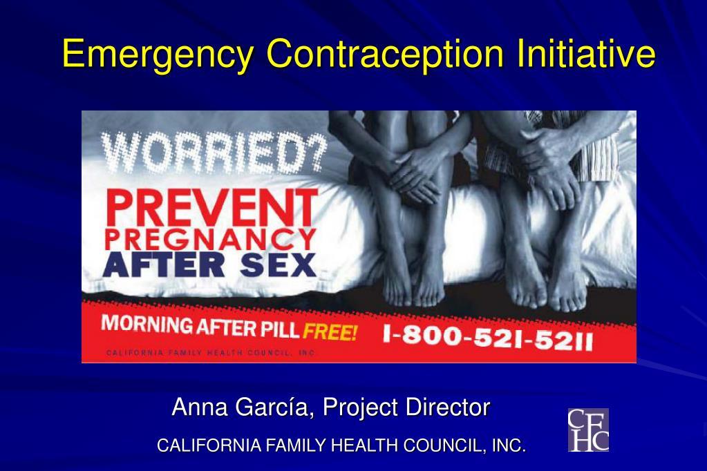 CALIFORNIA FAMILY HEALTH COUNCIL, INC.