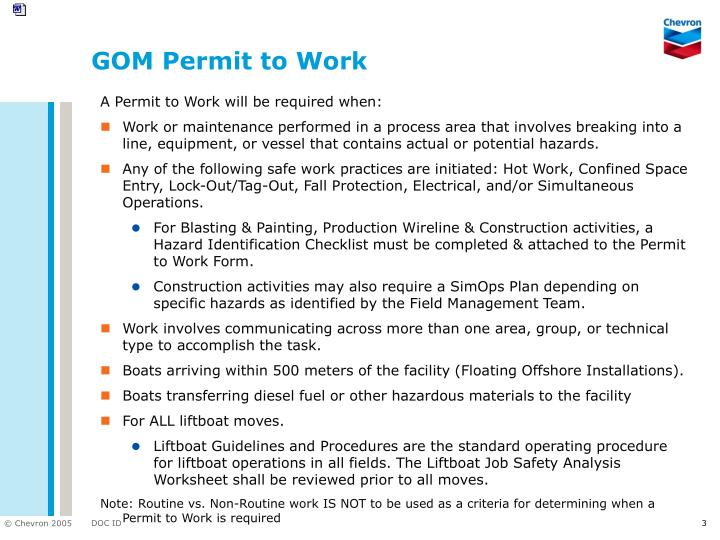 Gom permit to work3