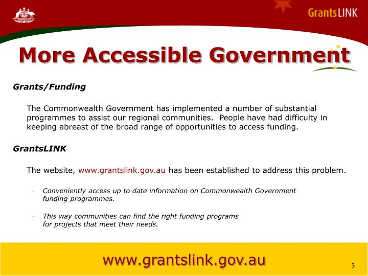 More accessible government1