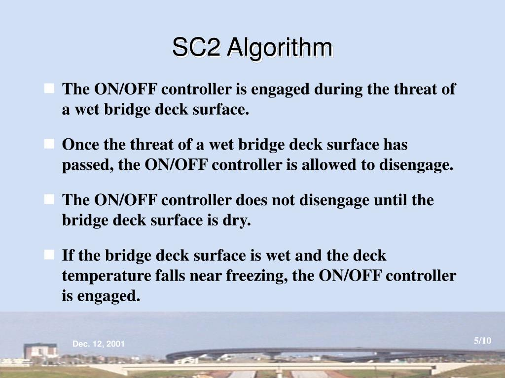 SC2 Algorithm