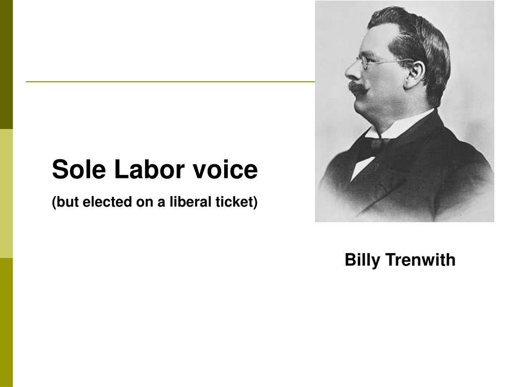 Sole Labor voice