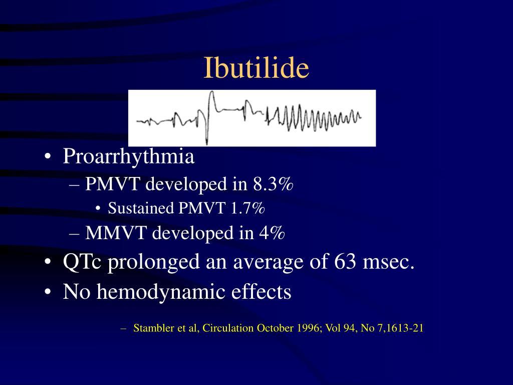 Ibutilide
