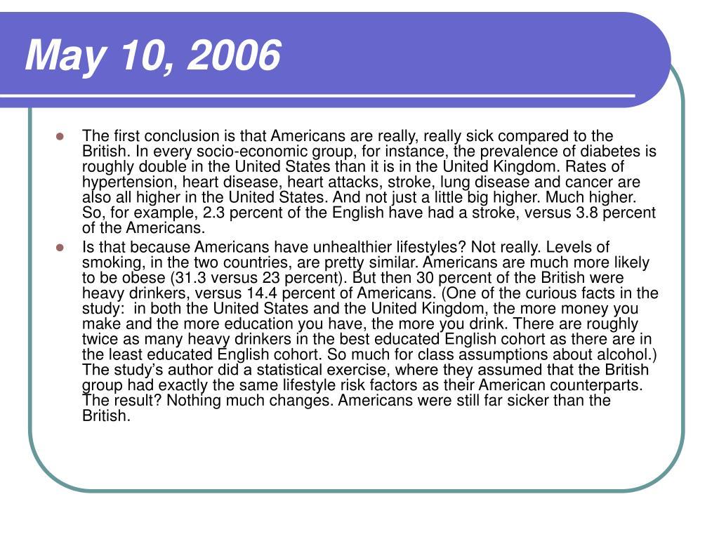 May 10, 2006