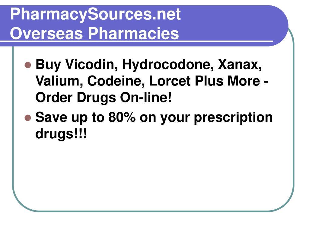 PharmacySources.net