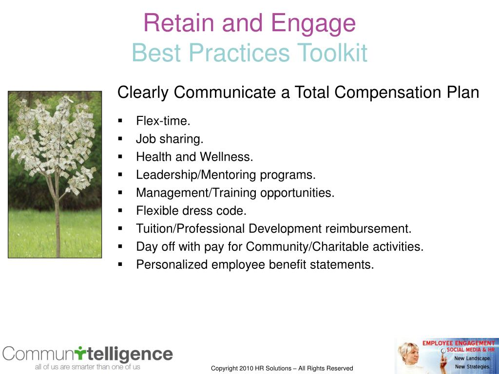 Retain and Engage