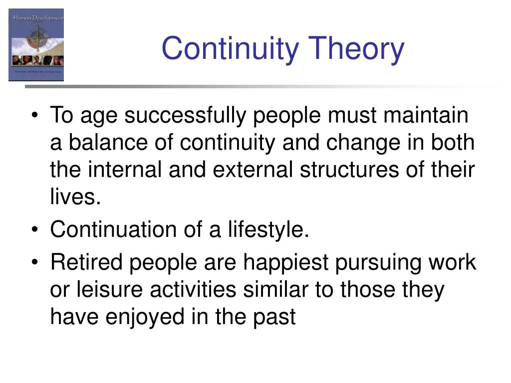 Continuity Theory