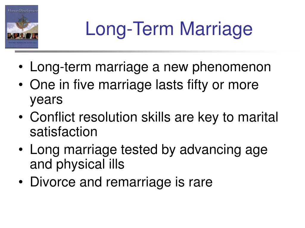 Long-Term Marriage