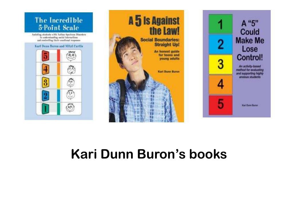 Kari Dunn Buron's books