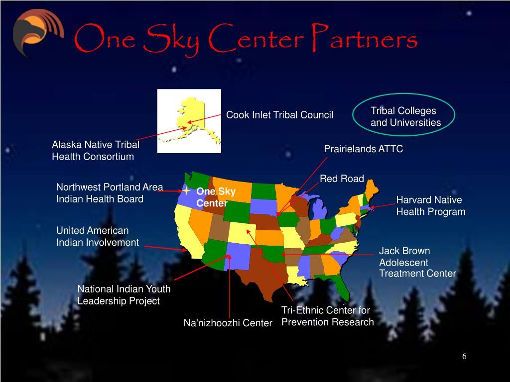 One Sky Center Partners