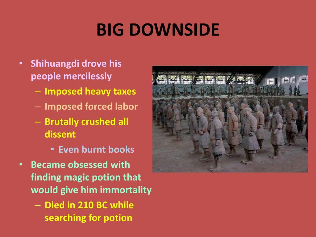 BIG DOWNSIDE
