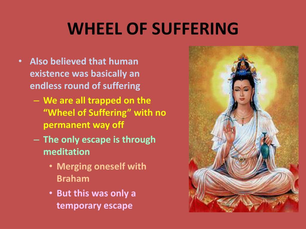WHEEL OF SUFFERING