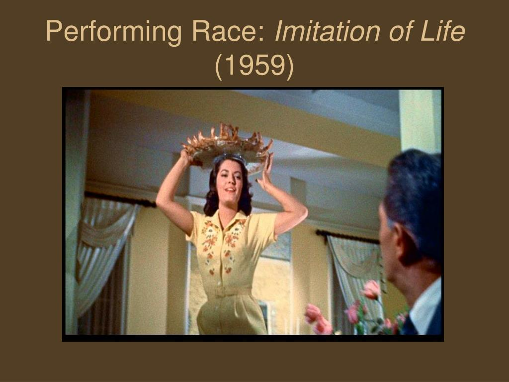Performing Race: