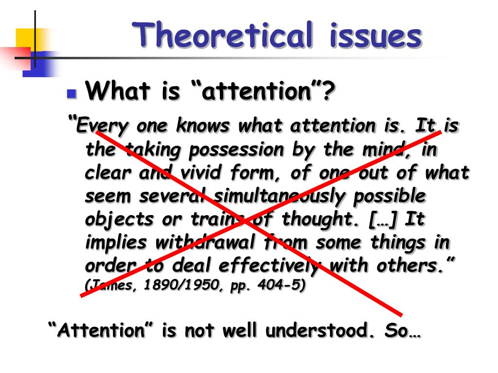 """""""Attention"""" is not well understood. So…"""