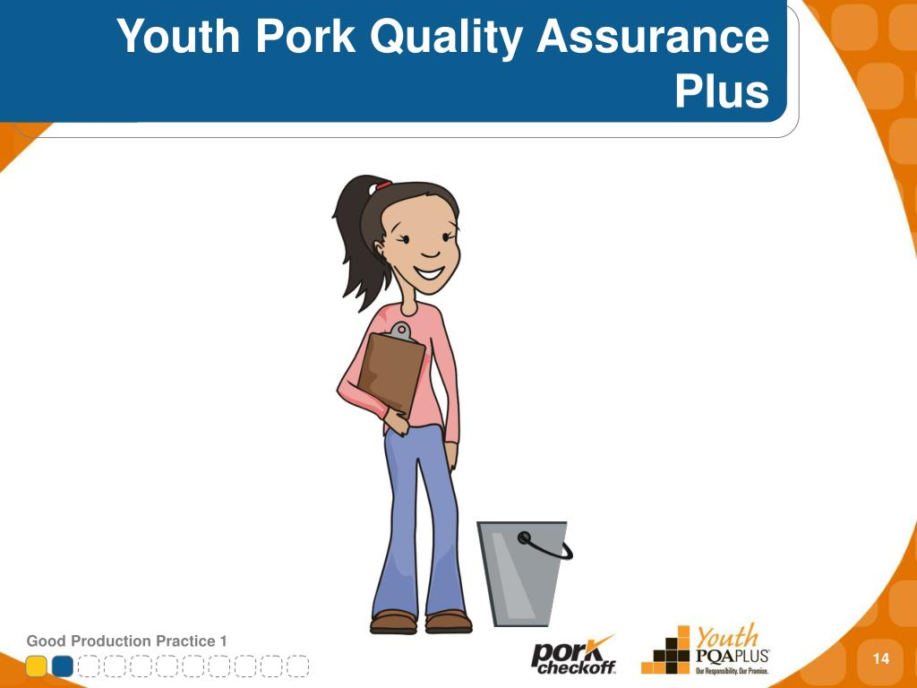 Youth Pork Quality Assurance Plus