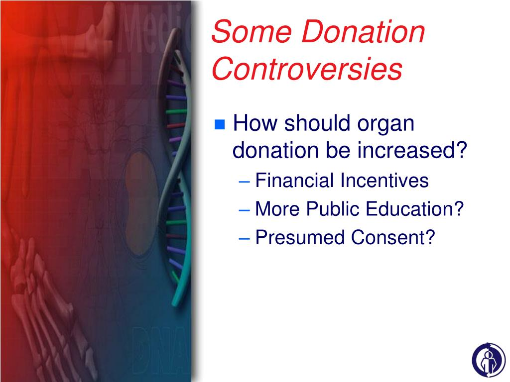 Some Donation Controversies