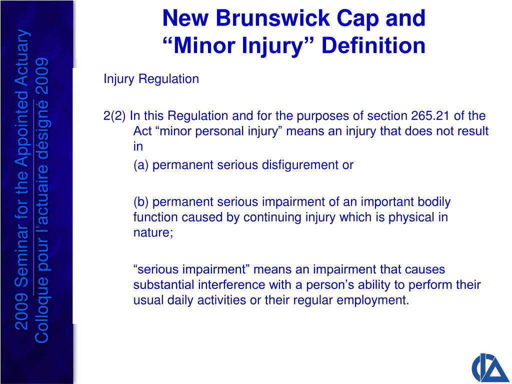 New Brunswick Cap and
