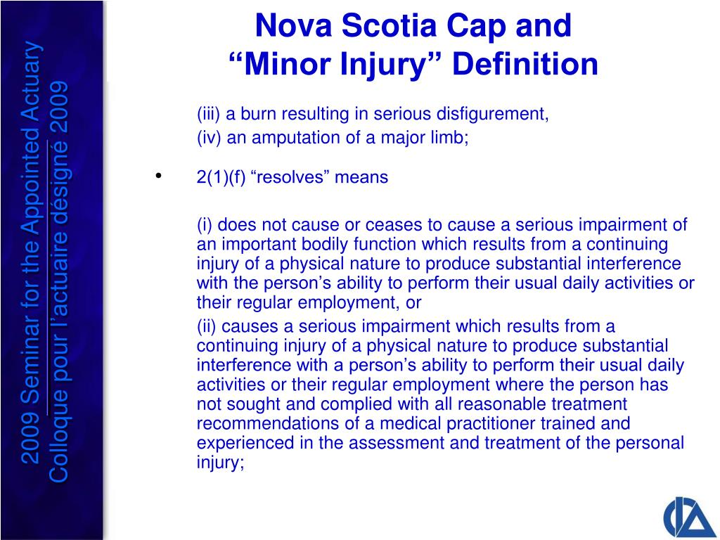 Nova Scotia Cap and