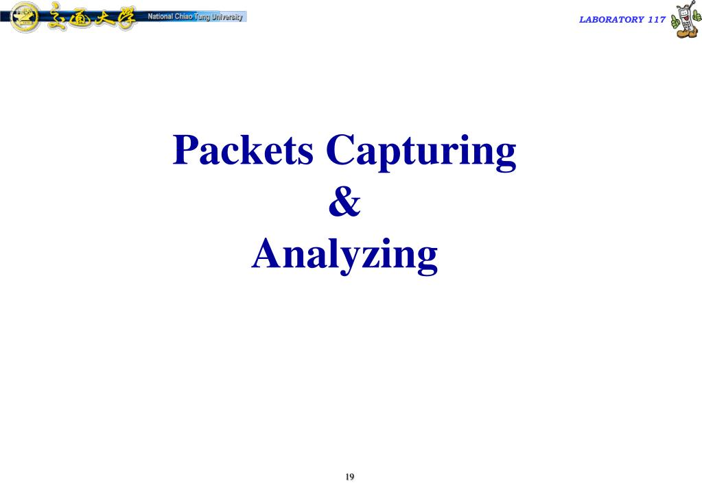 Packets Capturing
