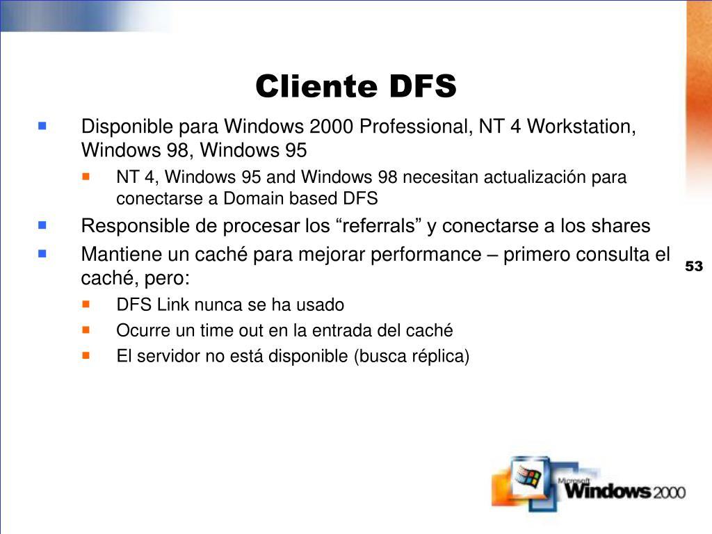 Cliente DFS