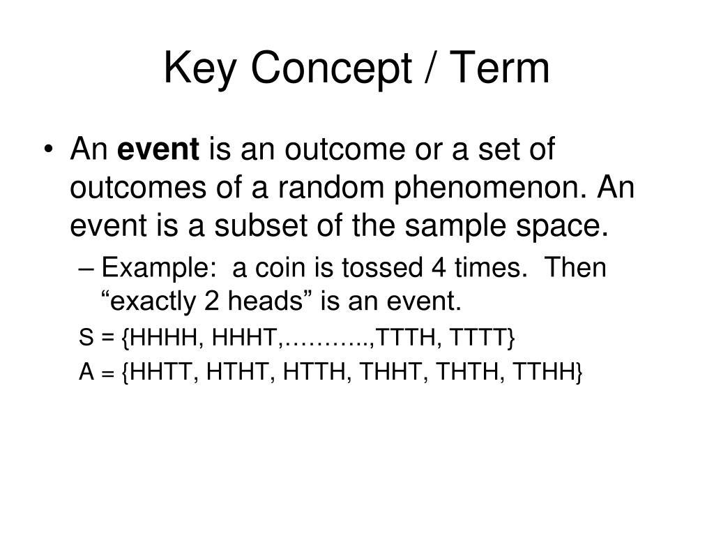 Key Concept / Term