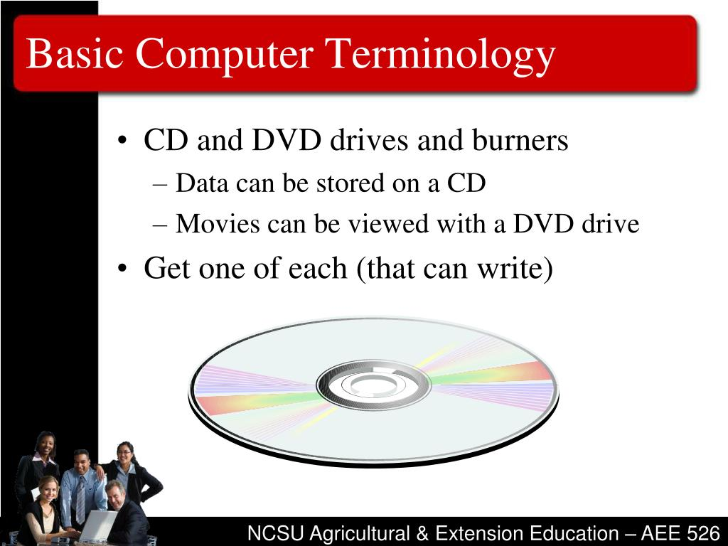 Basic Computer Terminology