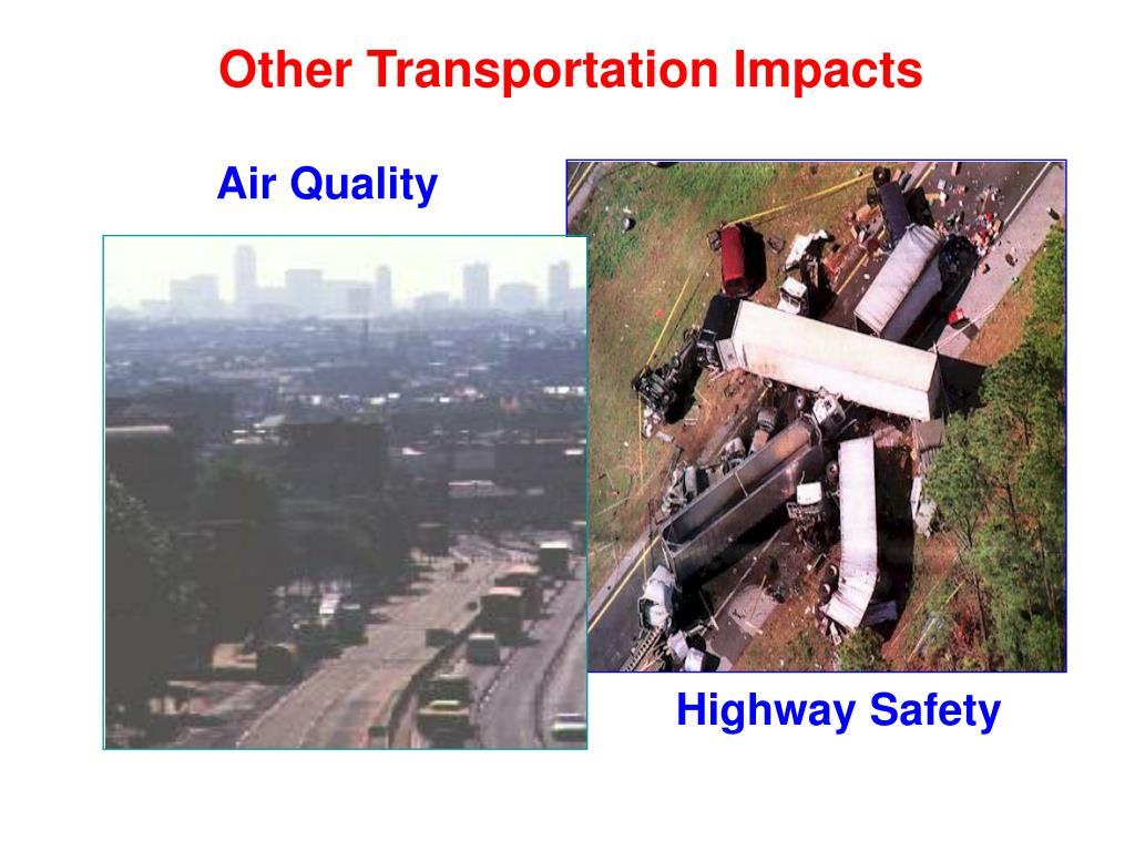 Other Transportation Impacts