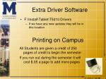 extra driver software
