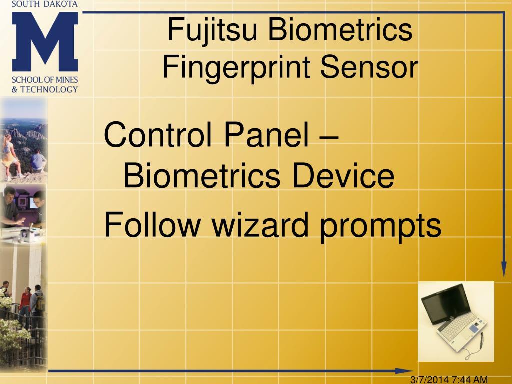 Fujitsu Biometrics