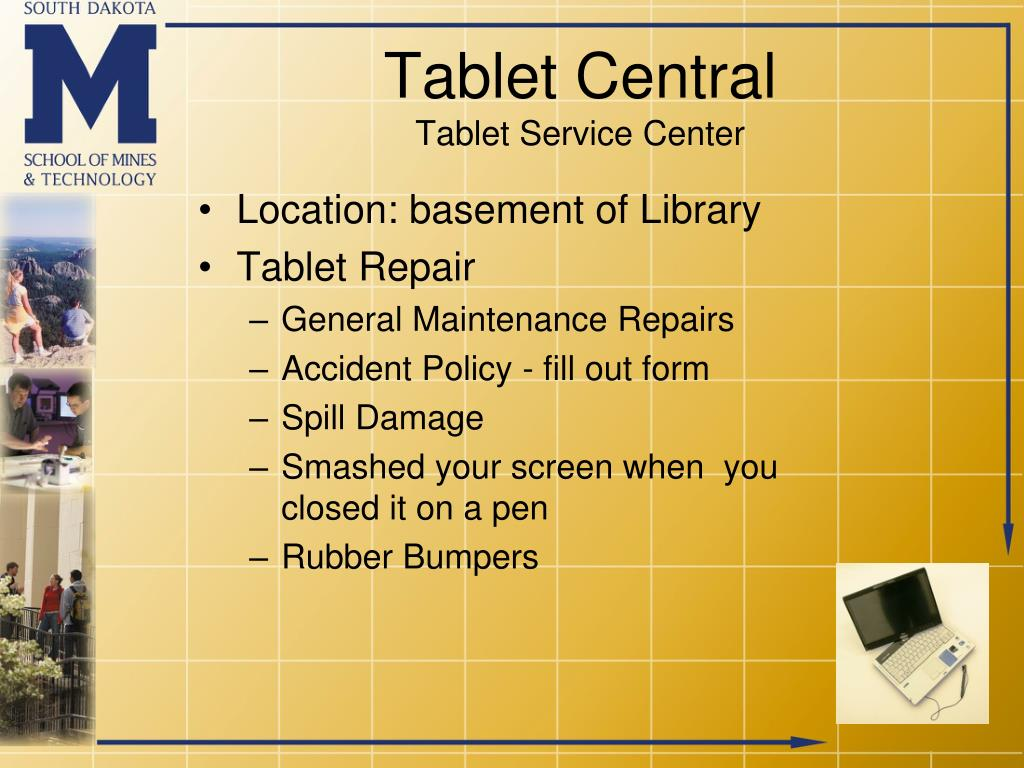 Tablet Central