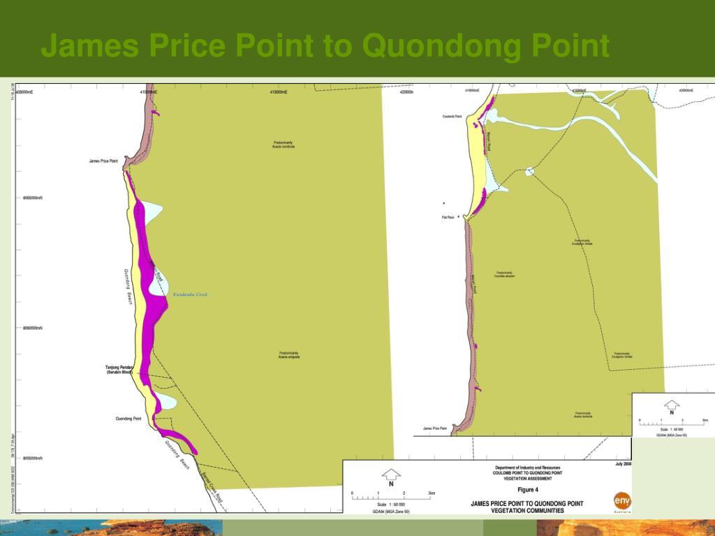 James Price Point to Quondong Point