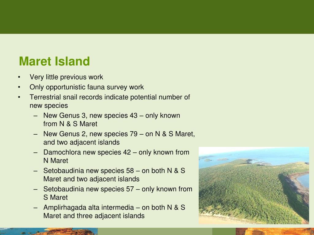 Maret Island