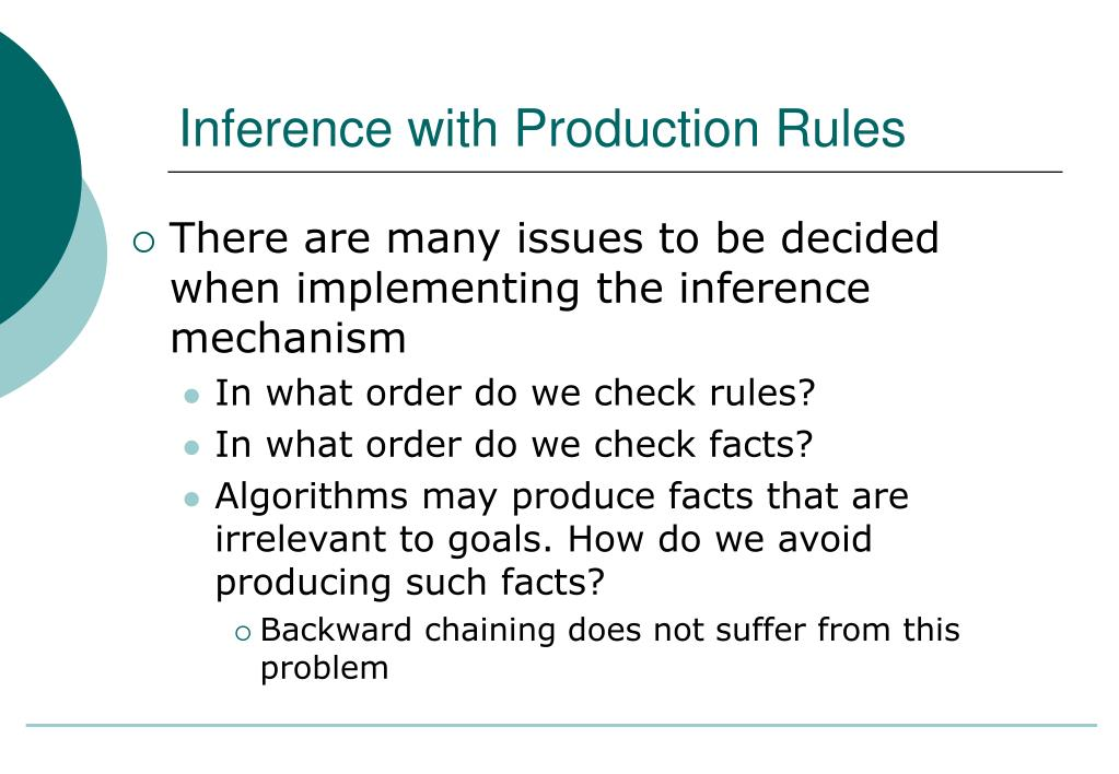 Inference with
