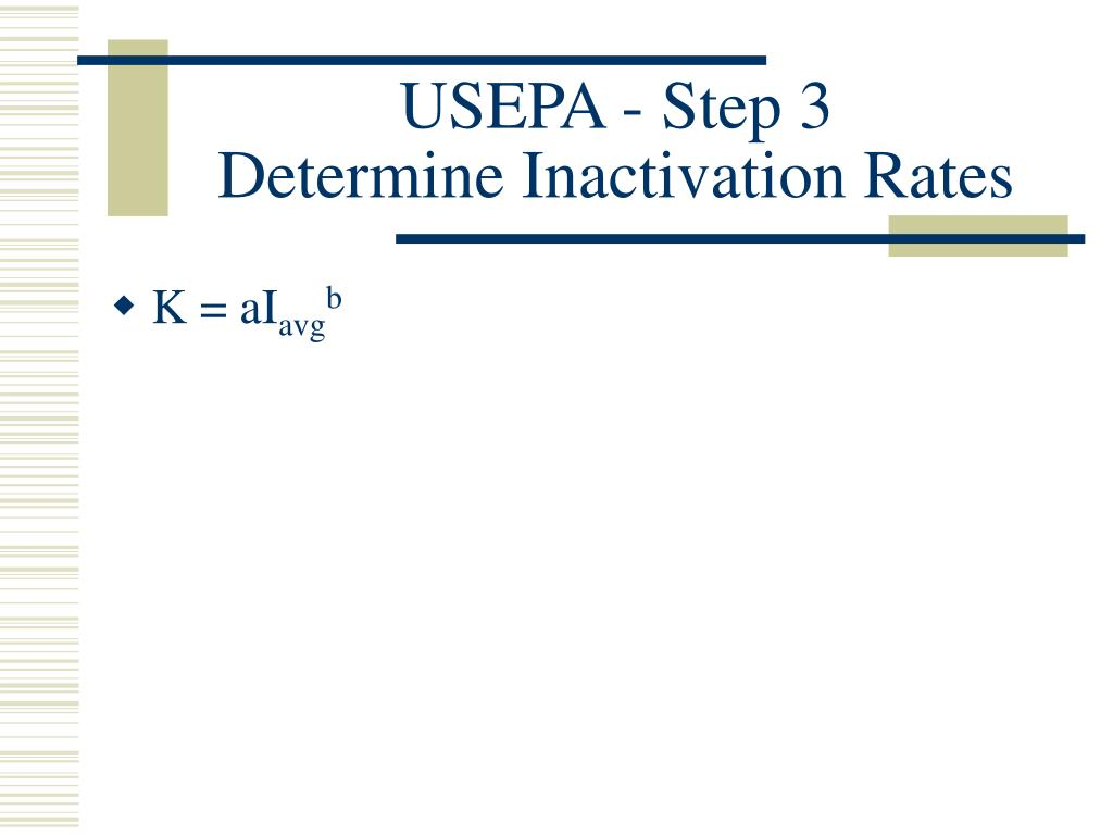 USEPA - Step 3