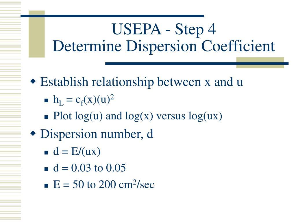 USEPA - Step 4