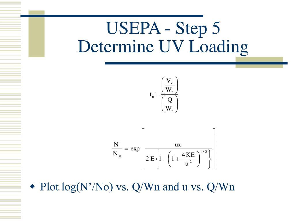 USEPA - Step 5