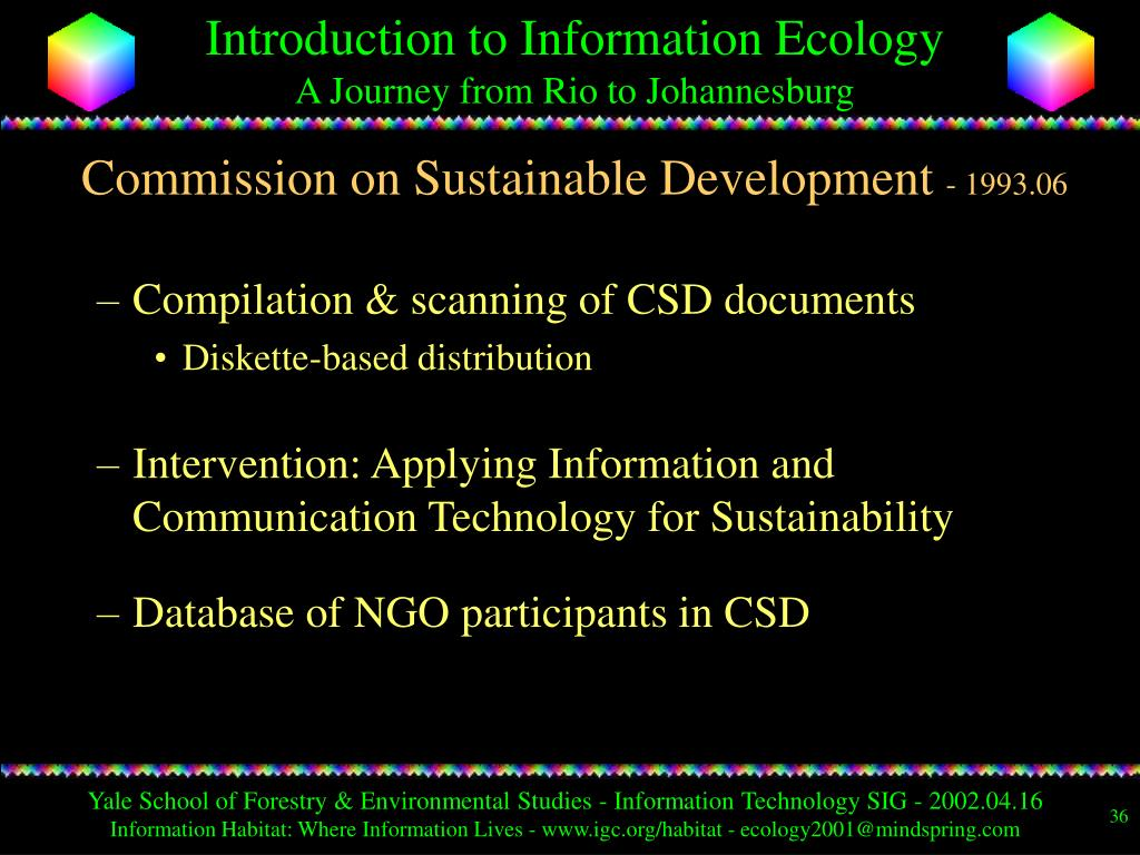 Commission on Sustainable Development