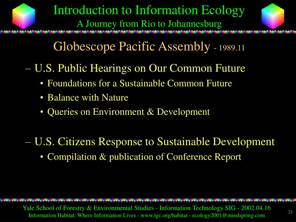 Globescope Pacific Assembly