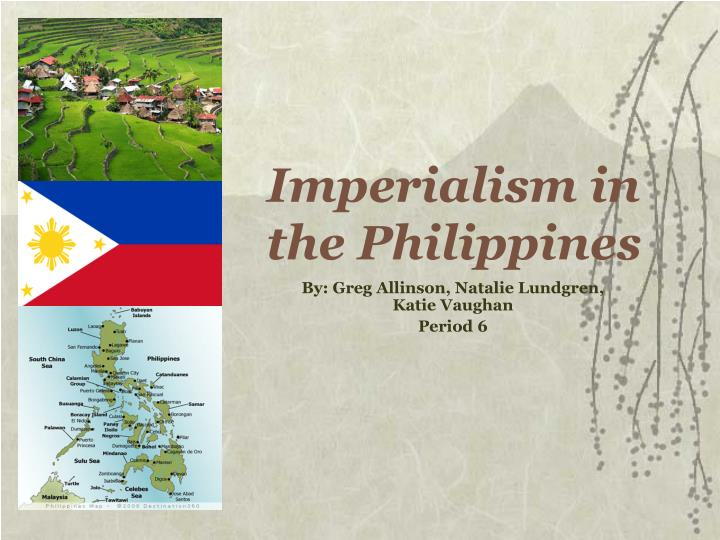 Imperialism in the philippines l.jpg