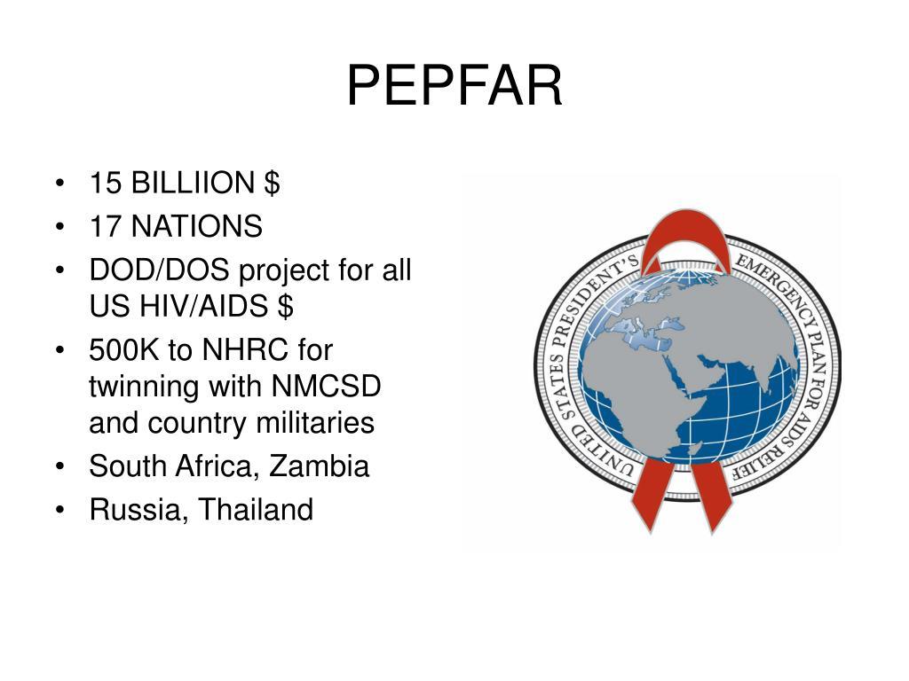 PEPFAR