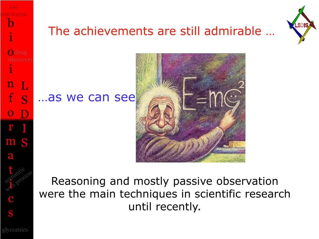 The achievements are still admirable …