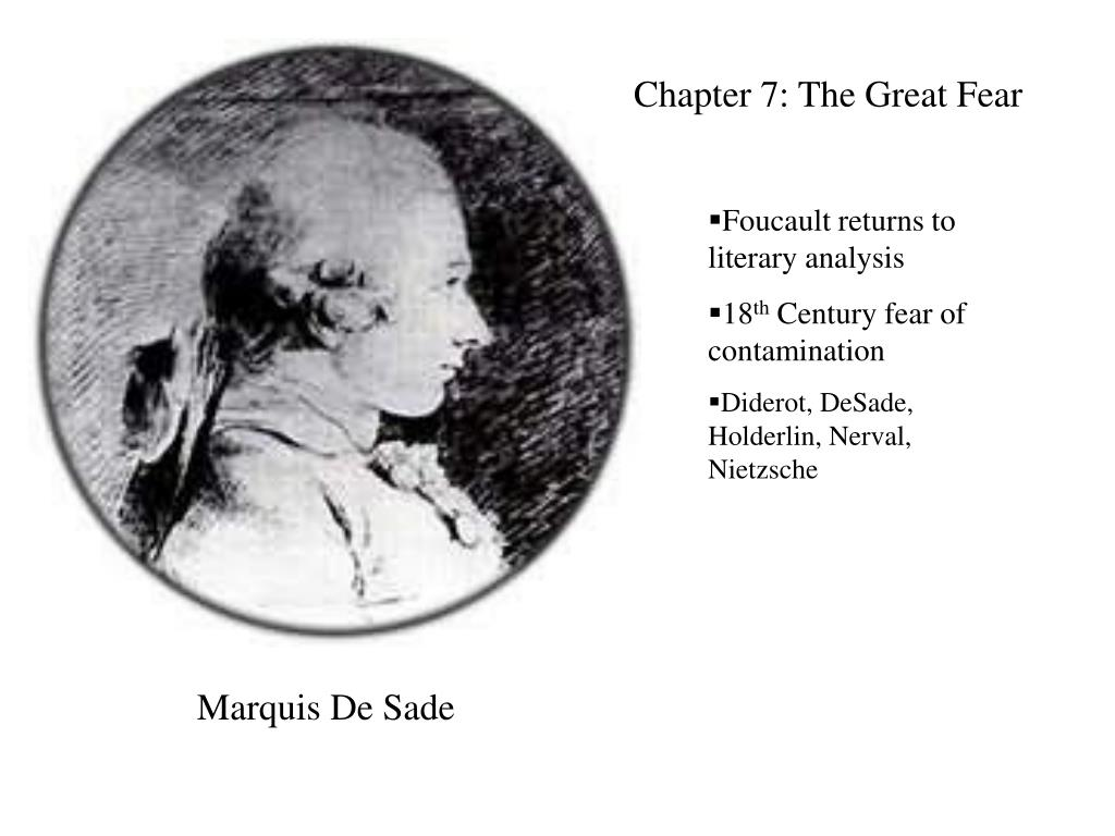 Chapter 7: The Great Fear
