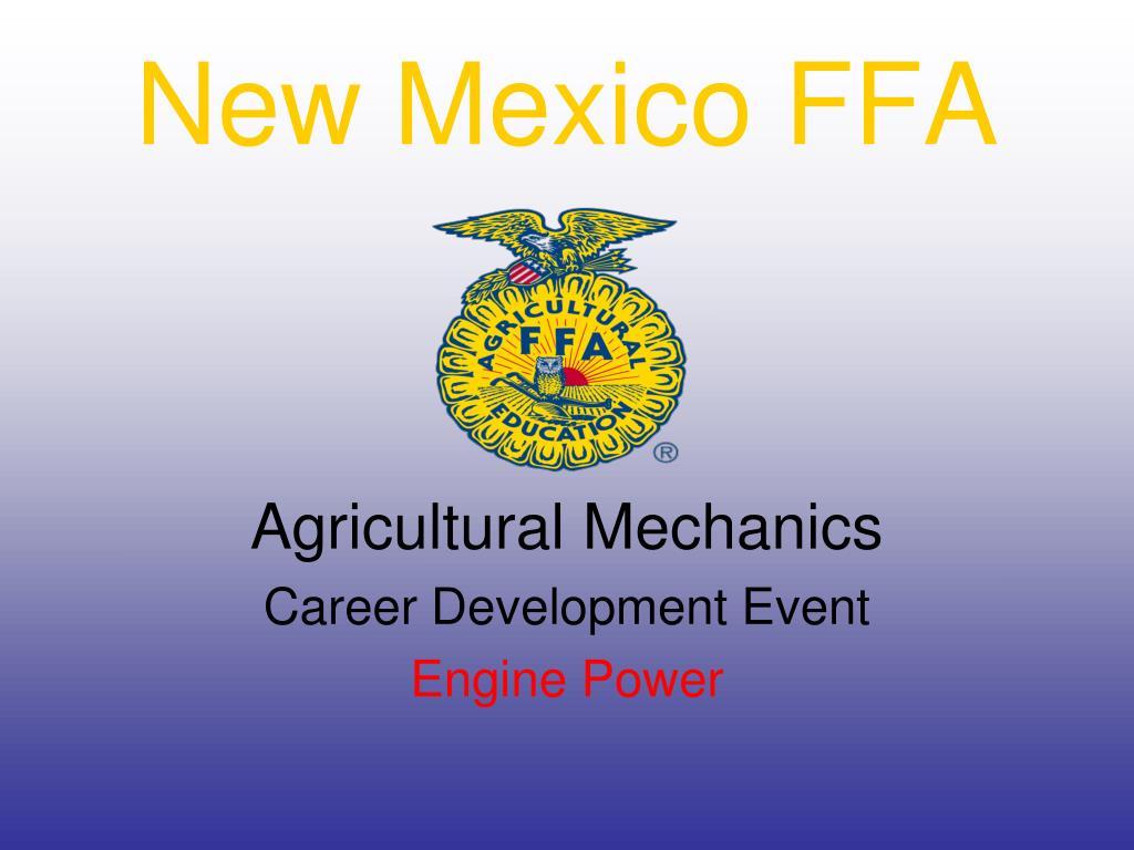 New Mexico FFA