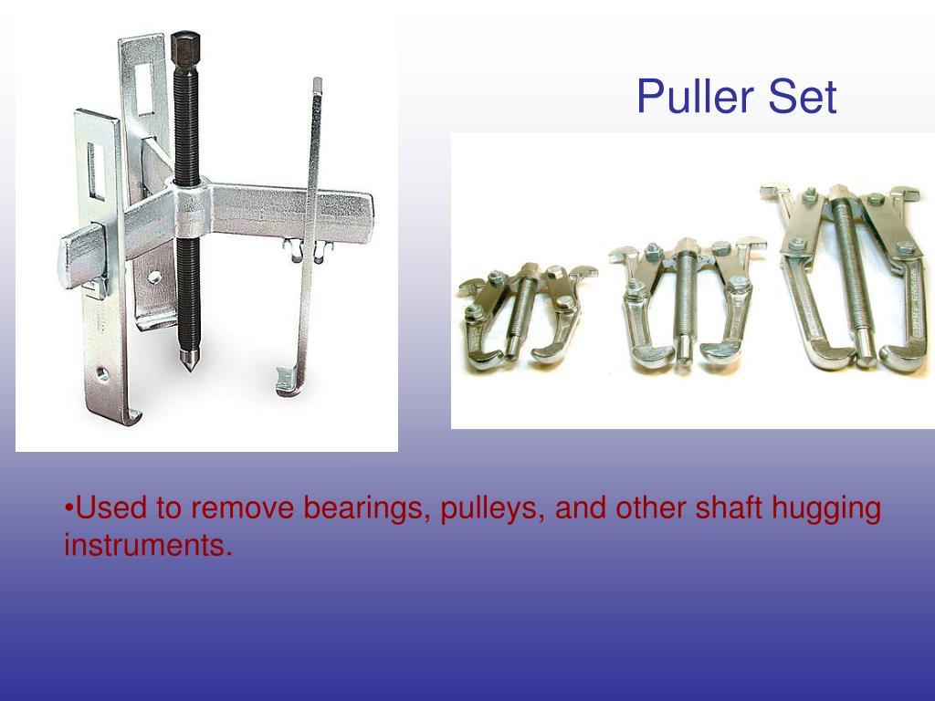 Puller Set