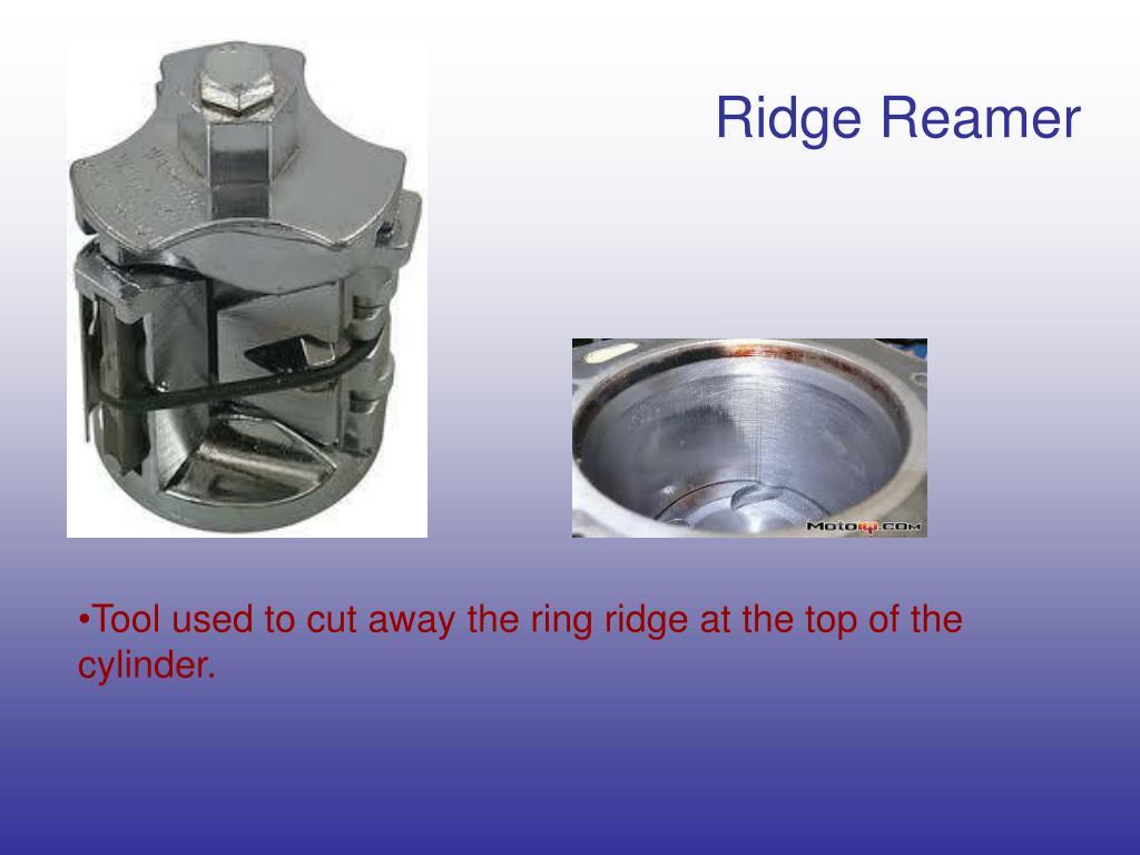 Ridge Reamer