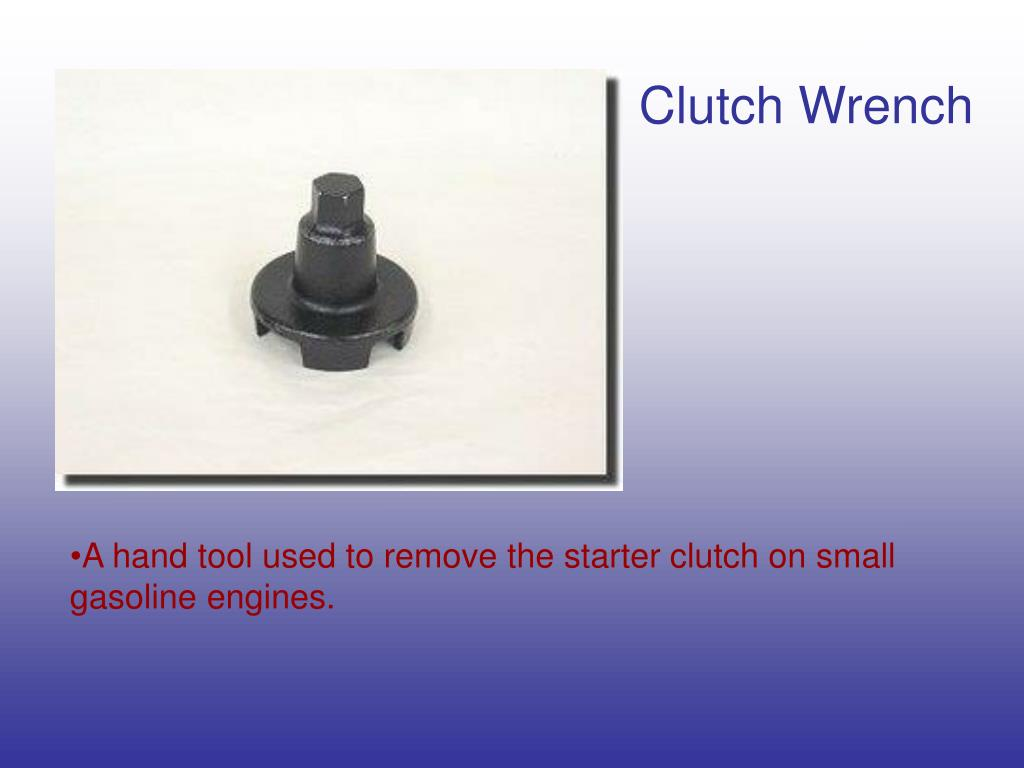 Clutch Wrench