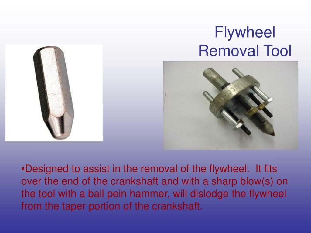 Flywheel Removal Tool