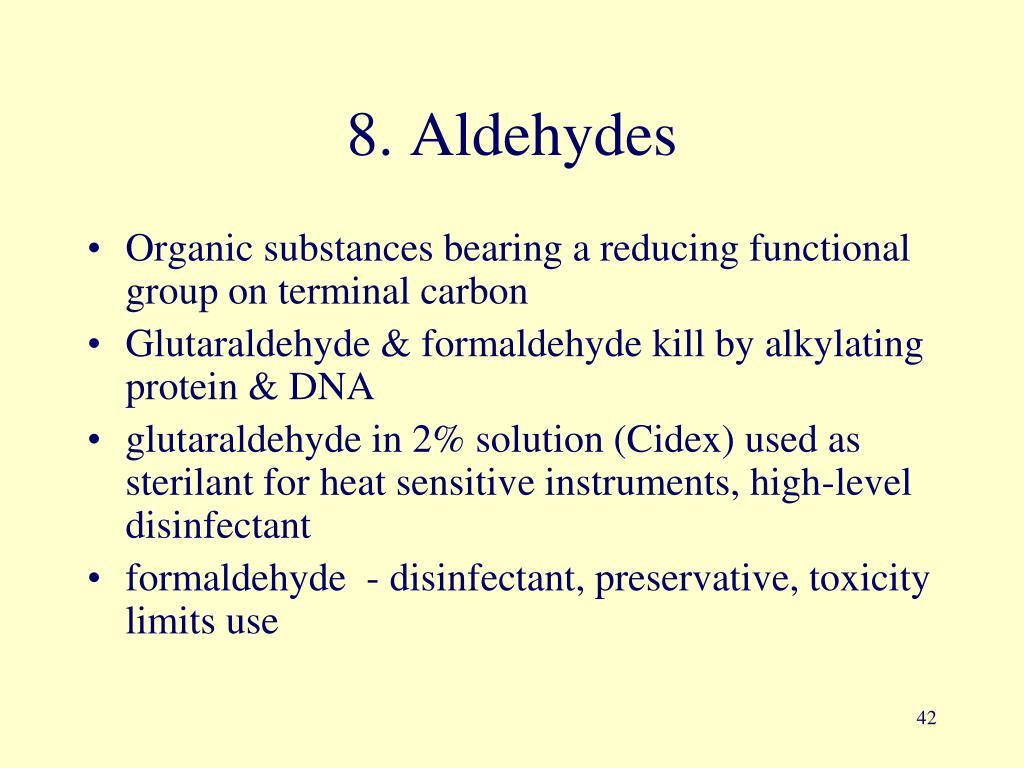 8. Aldehydes