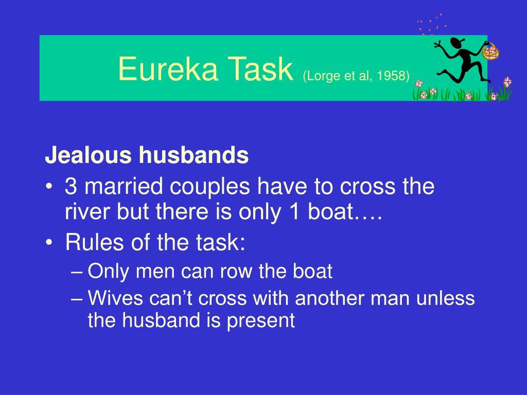 Eureka Task